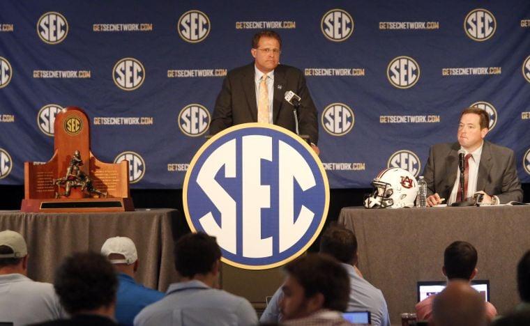 SEC Media Day - Monday 22