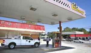 Weaver gas station