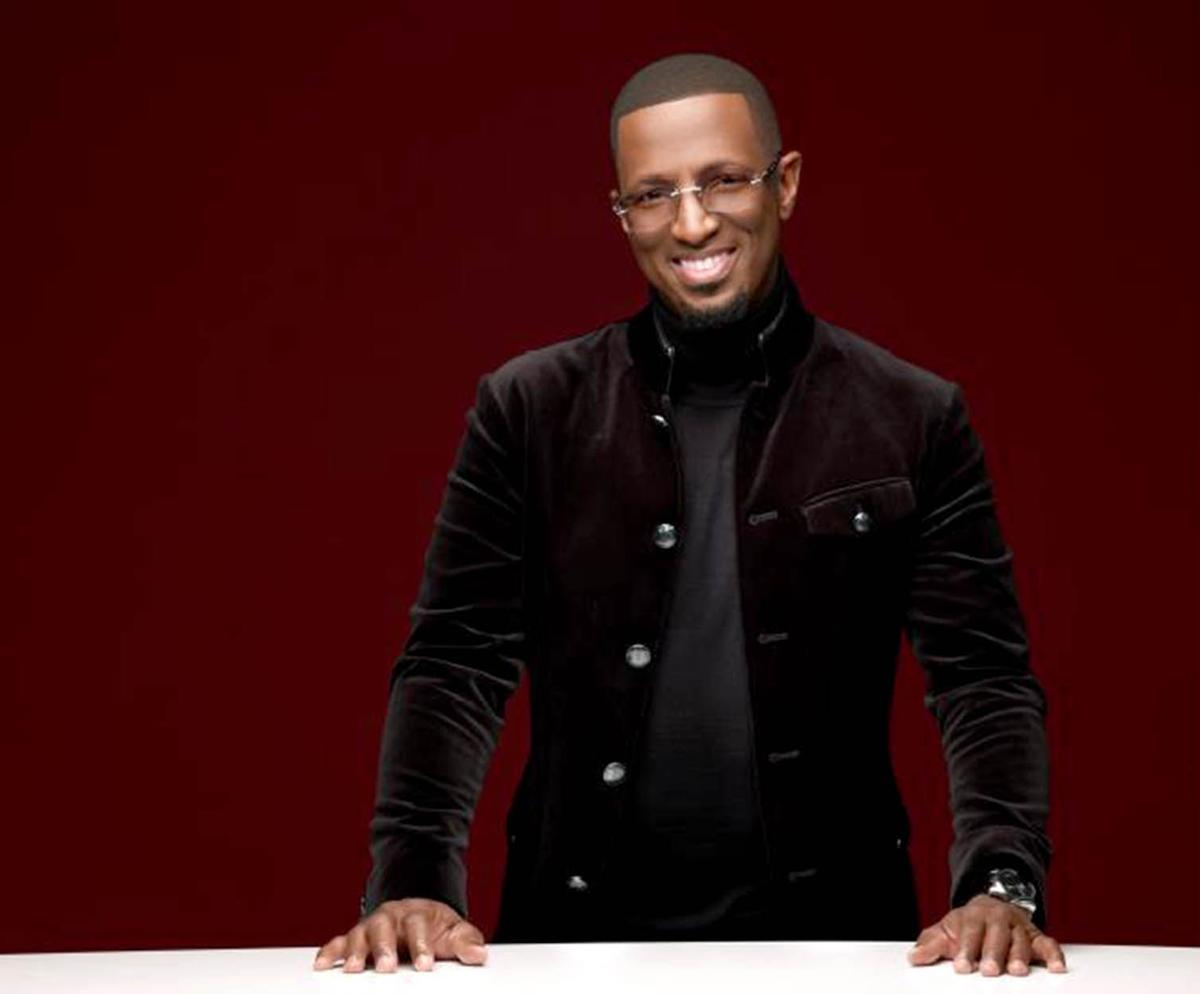 Comedian Rickey Smiley will speak at Talladega College Founders' Day Convocation