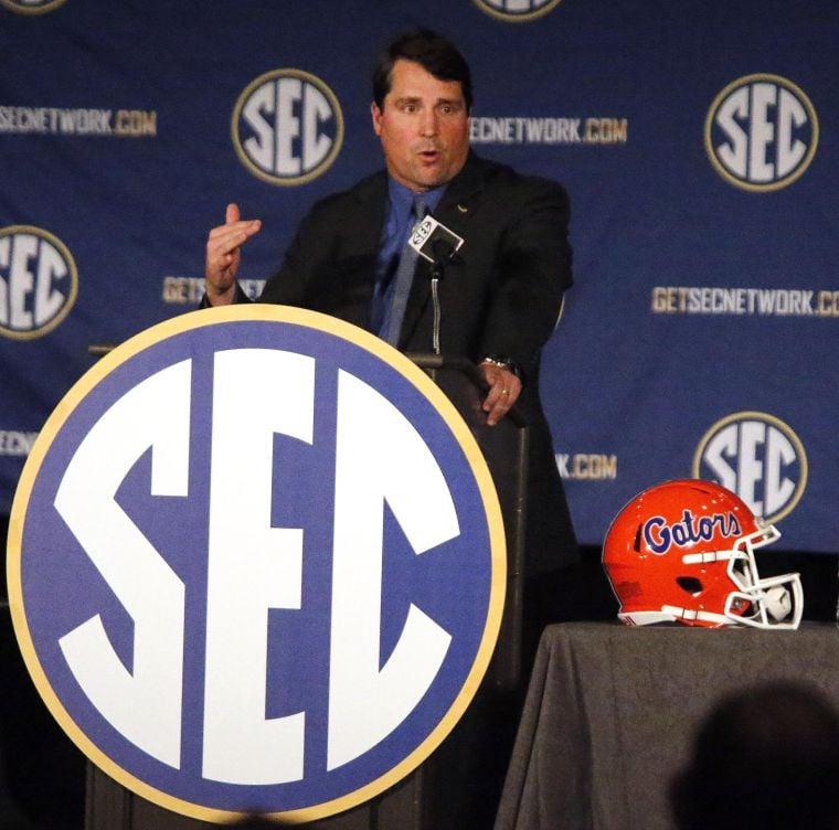 SEC Media Day - Monday 23