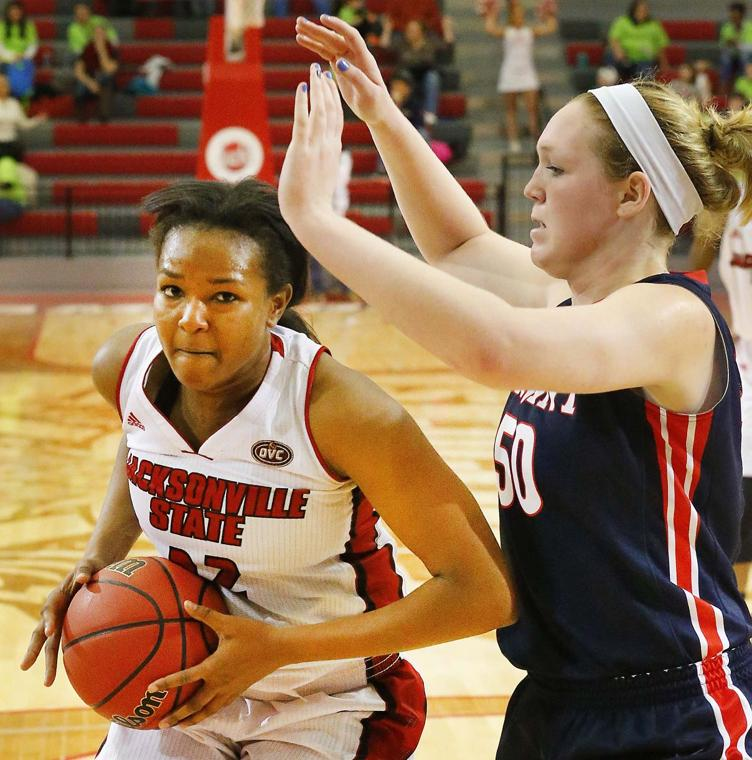 JSU vs Belmont Womens Basketball - The Anniston Star: Gallery