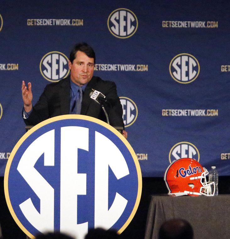 SEC Media Day - Monday 24