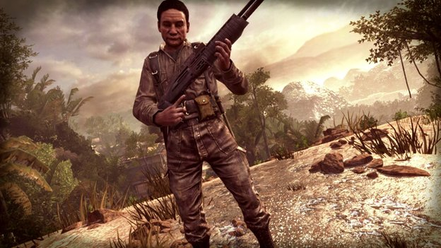 Manuel Noriega is suing publisher of video games