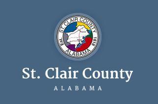 St. Clair County logo seal