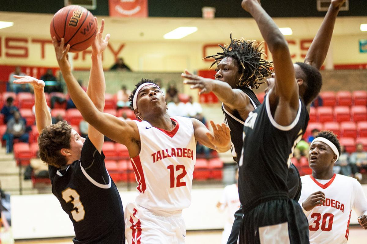 Ashton Duncan scores 21 points as Talladega downs Sylacauga