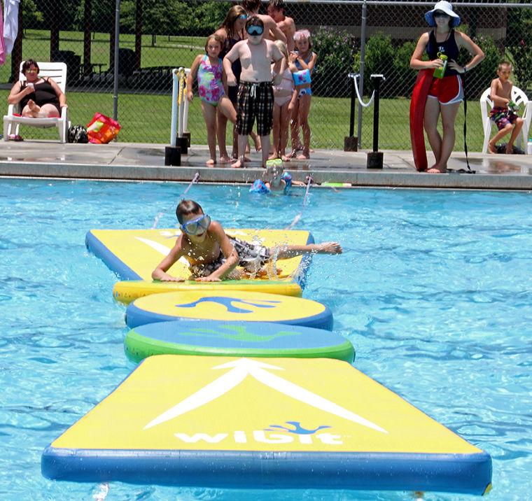 Swim Party 1