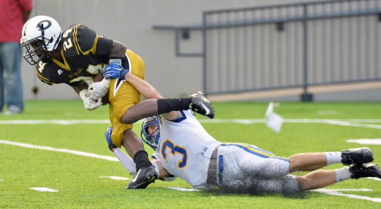 Piedmont vs Dadeville Football