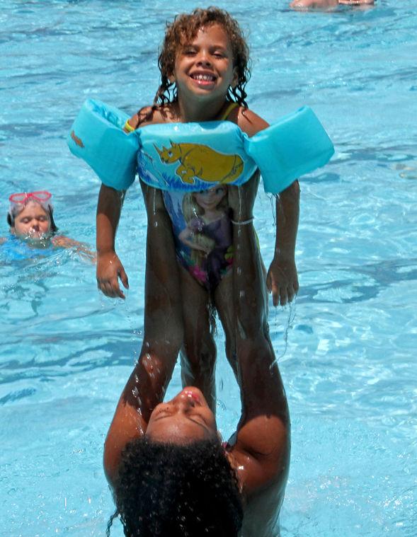 Swim Party 5