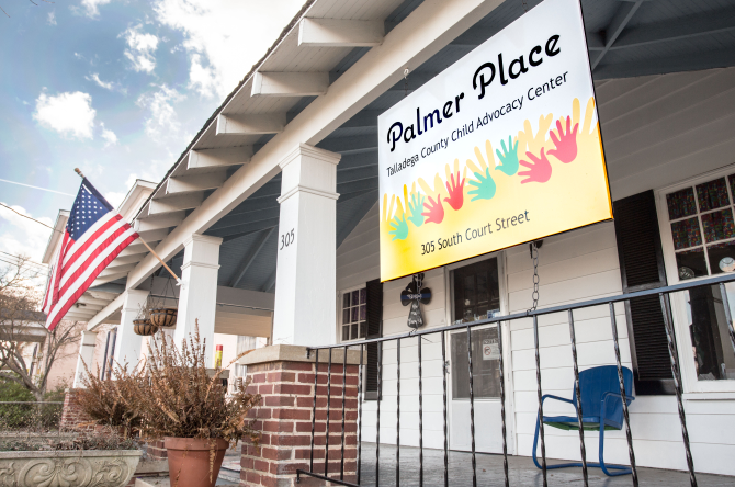 Counselors at Talladega County's Palmer Place say access to porn behind disturbing trend
