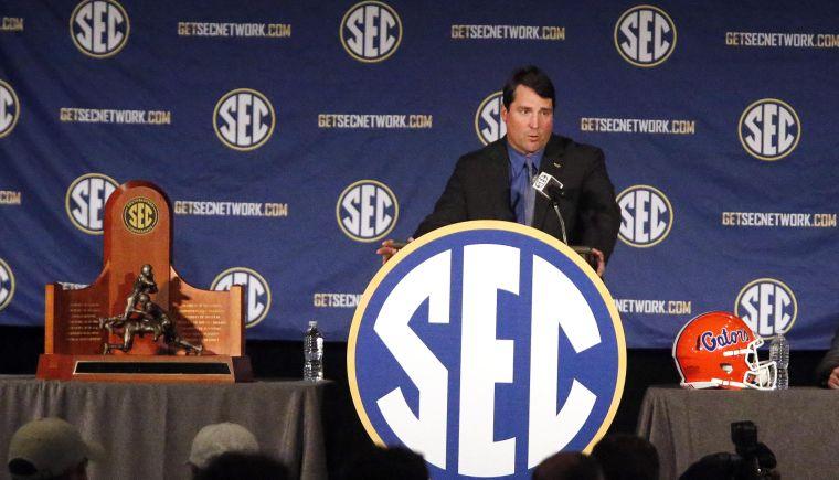 SEC Media Day - Monday 29
