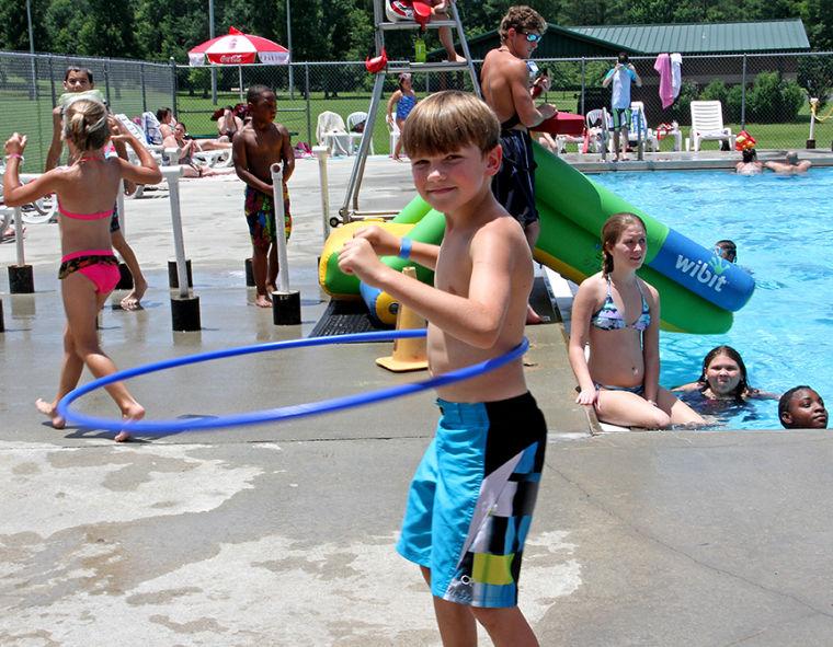 Swim Party 6