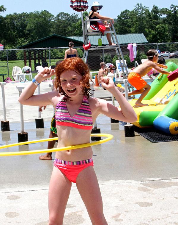 Swim Party 7