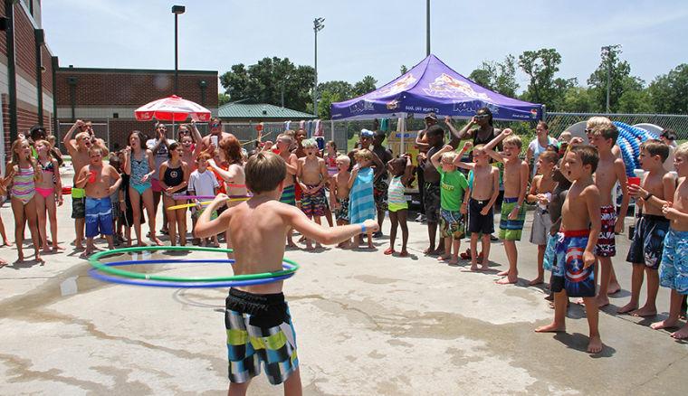 Swim Party 9