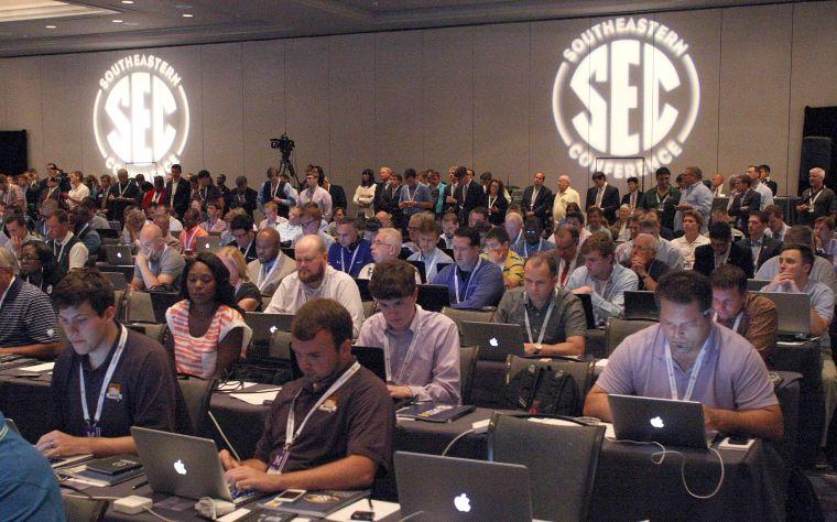 SEC Media Day - Monday 31