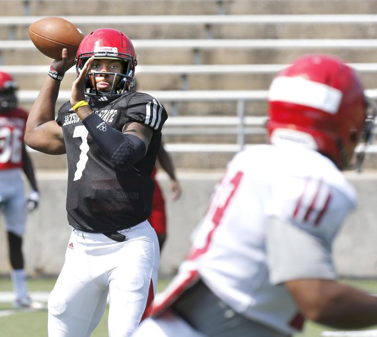 Jacksonville State Scrimmage