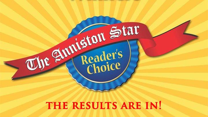 Reader's Choice 2016