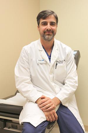 Dr. Andrew Strang
