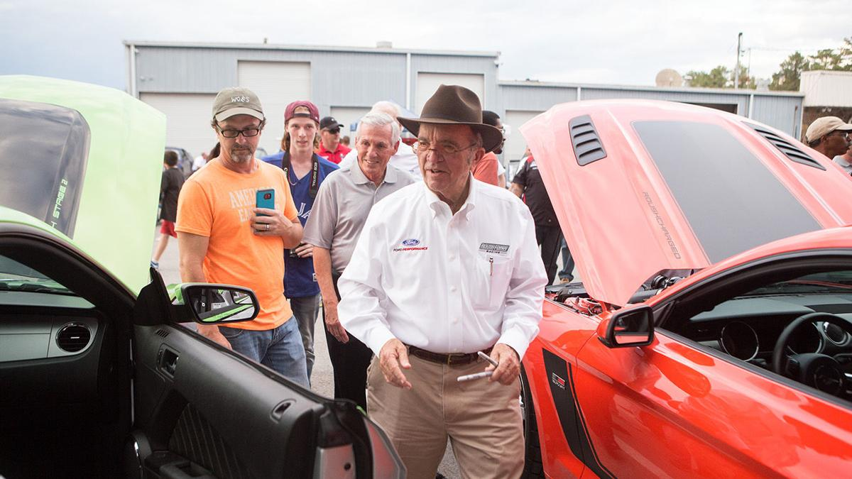 NASCAR team owner Jack Roush makes appearance at Ford dealership in Pell City (photo gallery)