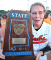 Joe Medley: Calhoun County's top 10 sports stories for 2014
