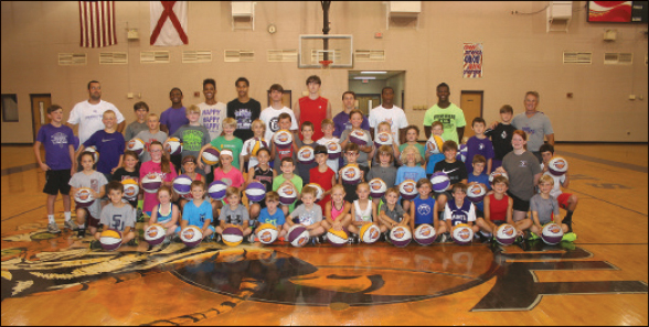 Springville Basketball Camp