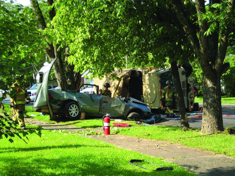 Wreck in Sylacauga