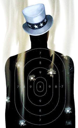 Gunshots in America