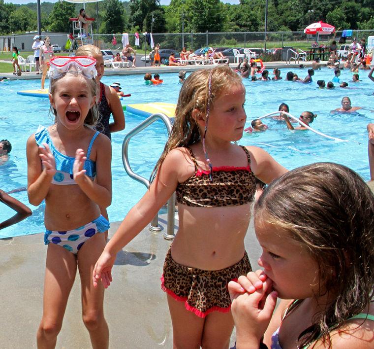 Swim Party 16
