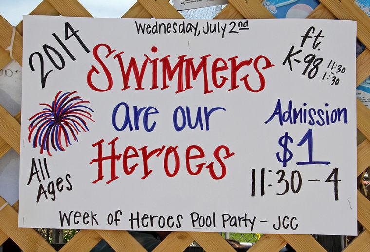 Swim Party 17