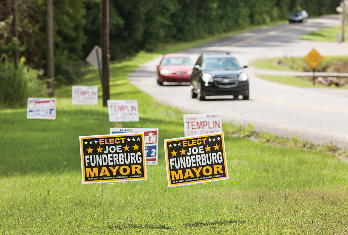 Qualifying ends, municipal races begin in earnest in St. Clair, Talladega counties (list of candidates)