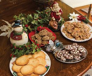 <p>These cookie recipes are sure to impress your guests, family and friends (and their taste buds).</p>