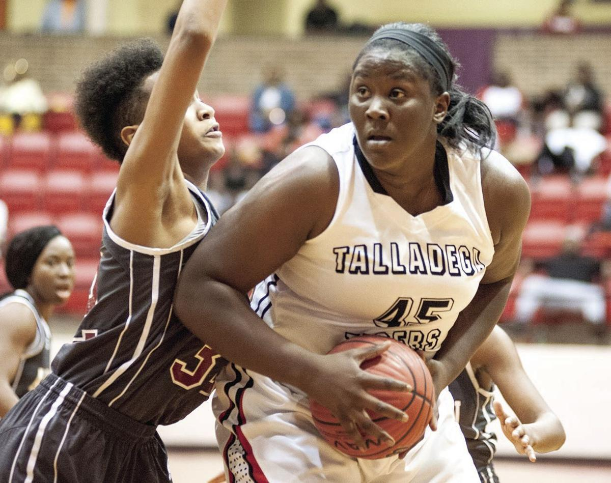 Camille Buckhanon named Daily Home Player of the Week