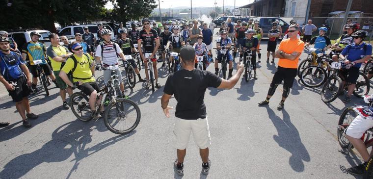 3rd Coast Enduro Series Bike Race