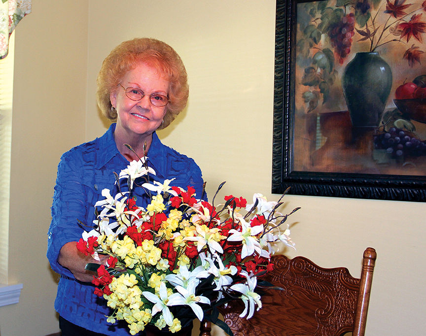 Elsie Willis likes being in position to help others