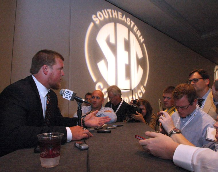 SEC Media Day - Monday 36