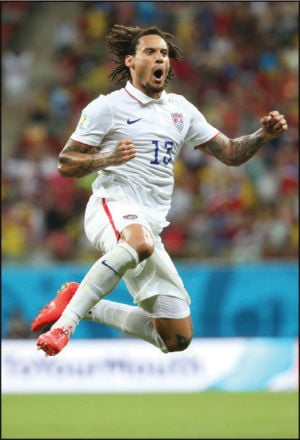 Jermaine Jones