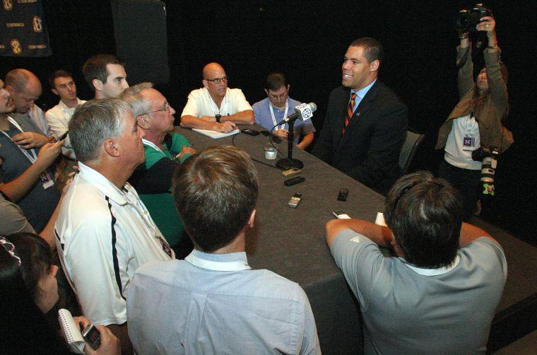 SEC Media Day - Monday 37
