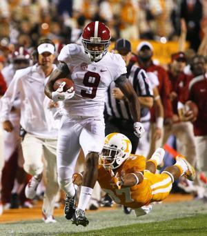 Alabama at Tennessee