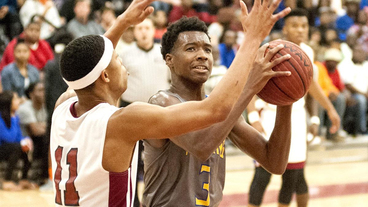 Scenes from Day 5 of the Talladega County basketball tournament (photo gallery)