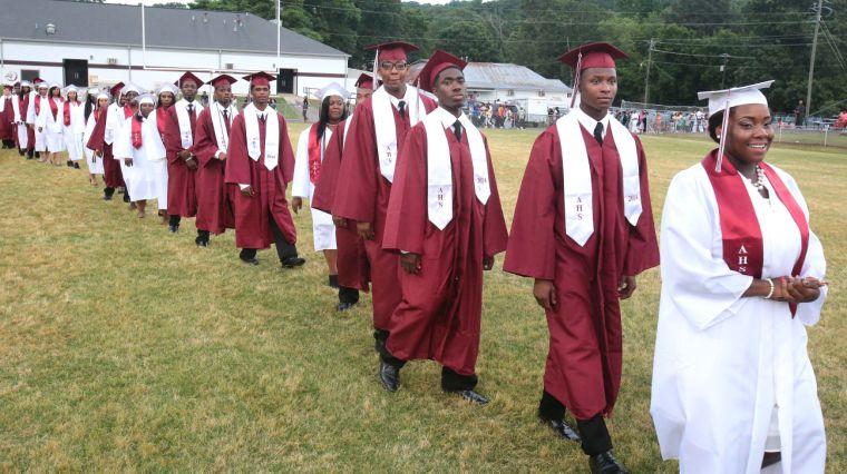 Anniston High School Graduation