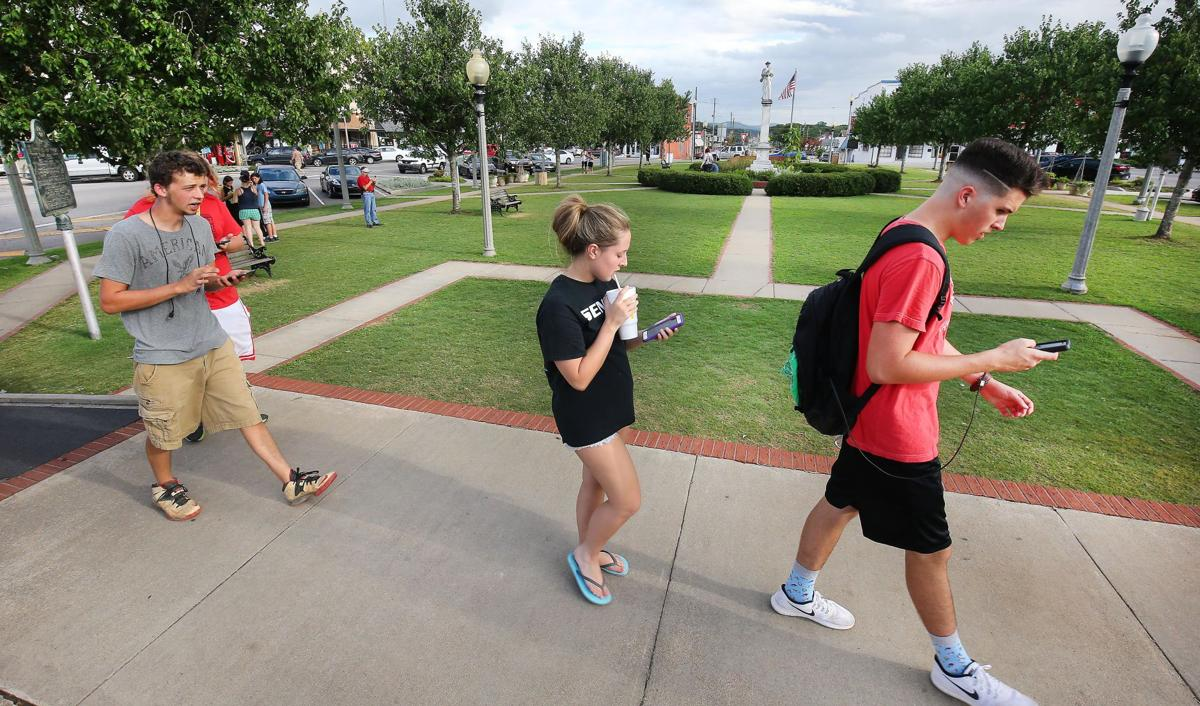 Pokemon Go is bringing business to Jacksonville's Public Square – but can the city make the most of the traffic?