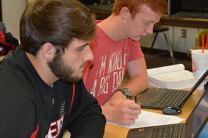 Cleburne County High School dual enrollment course