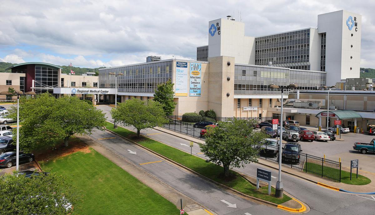 Regional Medical Center in Anniston