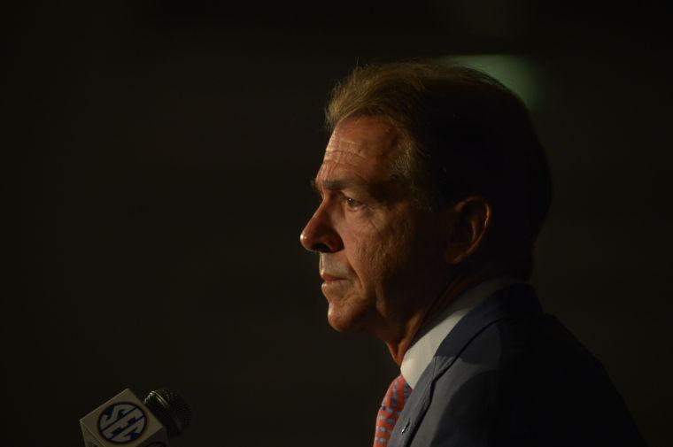 SEC Media Days-Alabama 31