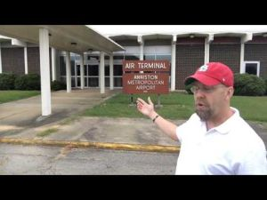 Alabama 21: Anniston's airport