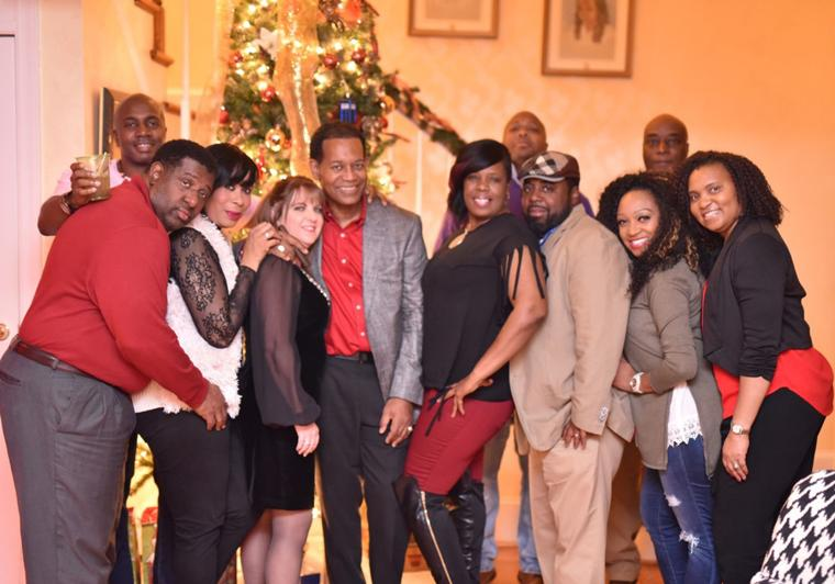 Calypso and cheer at doctor's annual Christmas party - The ...