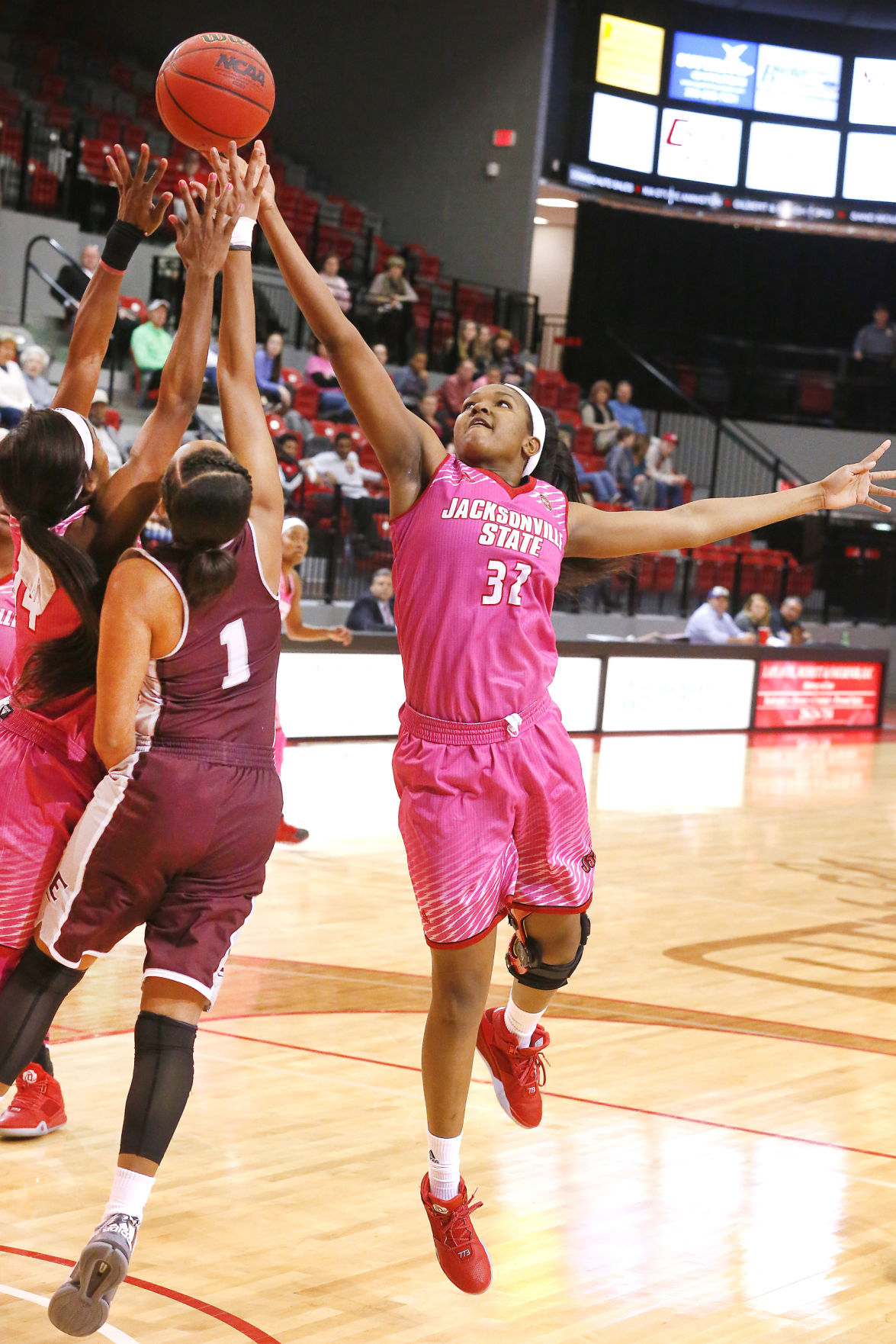 EKU vs JSU Womens Basketball | Slideshows | annistonstar.com