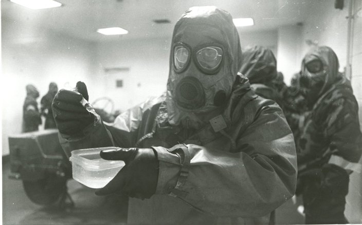 McClellan Chemical Training