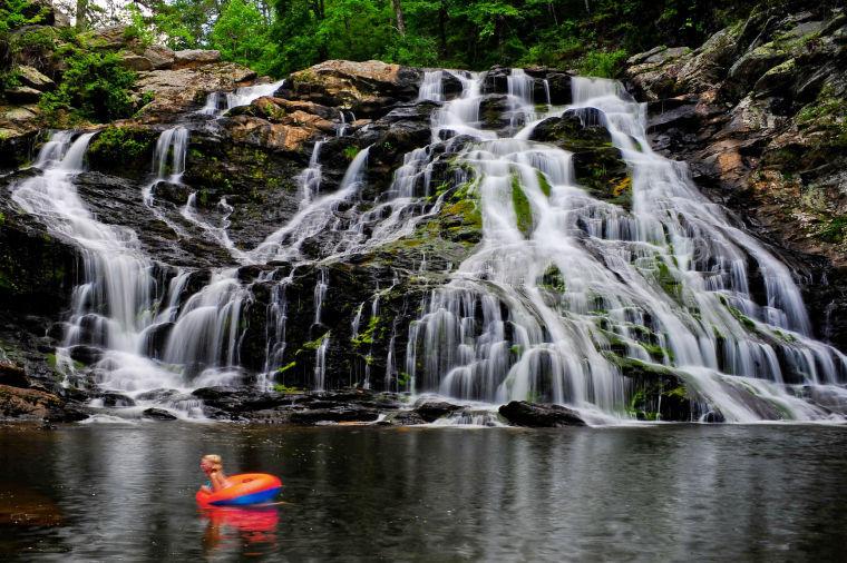 Float! at Salt Creek Falls