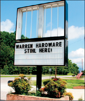 Warren Hardware
