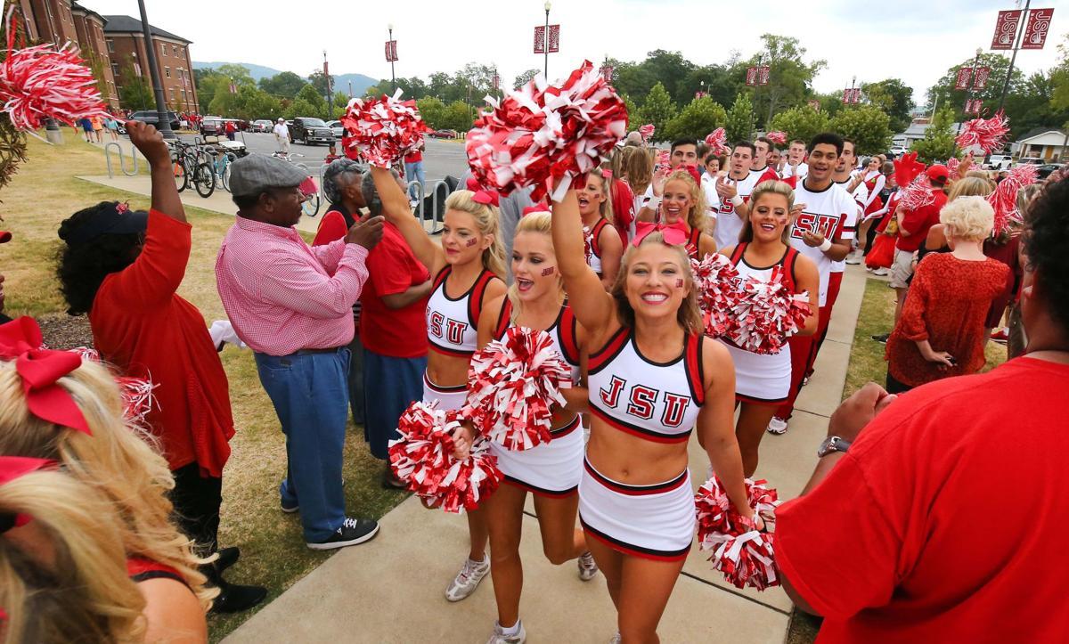 JSU Cheerleaders